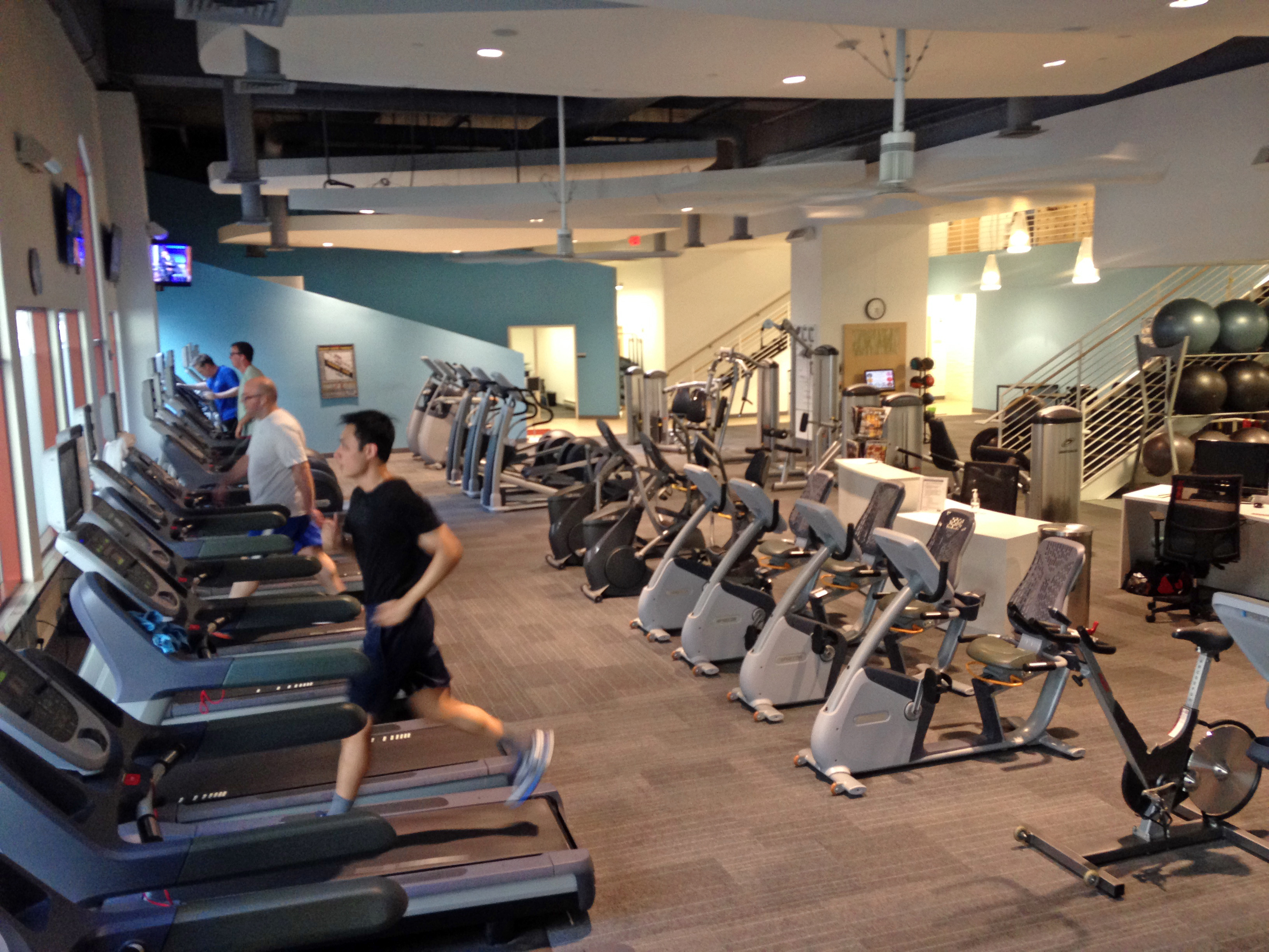 Join The Ynhh Fitness Center Yale School Of Medicine