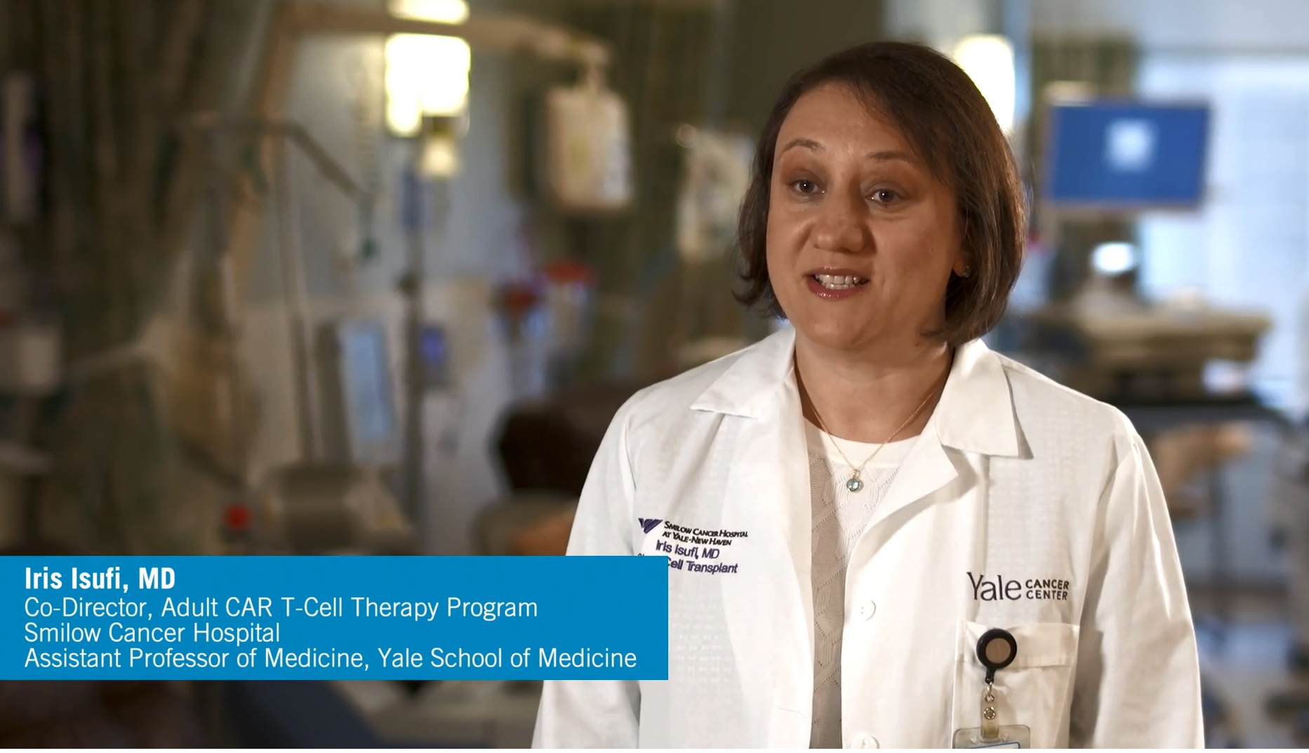 CAR T-Cell Therapy Program at Smilow Cancer Hospital