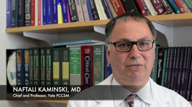 Media Library: Dr. Naftali Kaminski_Why Yale