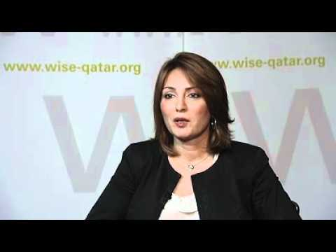 WISE AWARDS 2010 - Ayla Goksel, CEO for Mother Child Education Foundation (AÇEV)