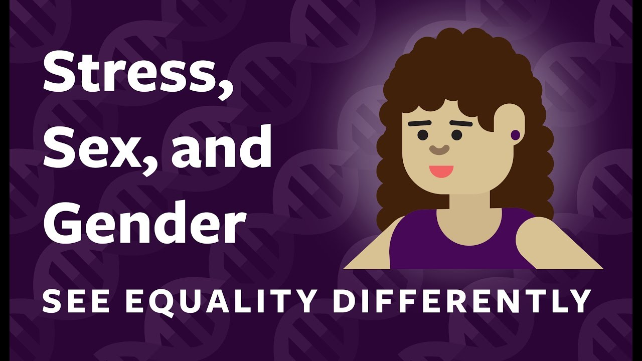 Stress, Sex, and Gender: See Equality Differently