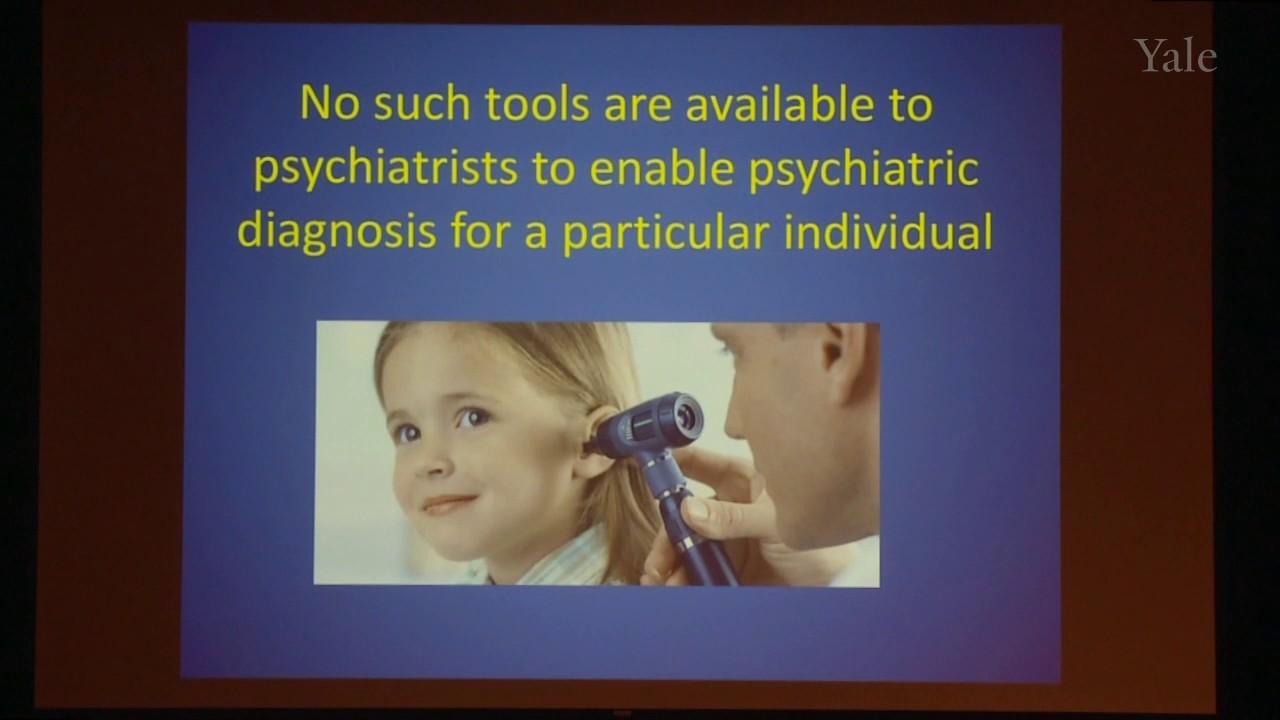 Subtypes of Psychotic Illness - Godfrey Pearlson, MD