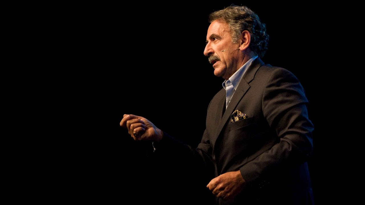 Ernest Sirolli: Want to Help Someone? Shut Up and Listen!