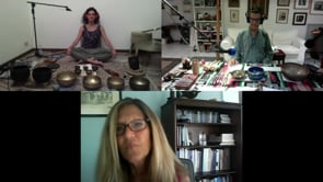 Smilow Wellness Workshop: Finding peace through sound and music in challenging times