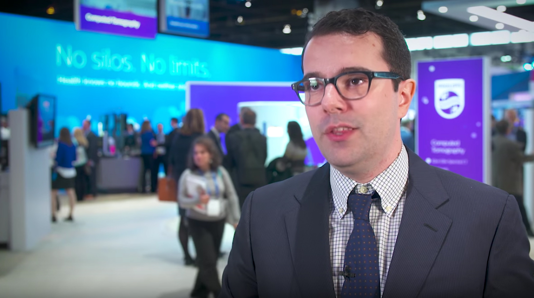 Live from RSNA 2017: Julius Chapiro on multi-modality and 3D imaging technologies