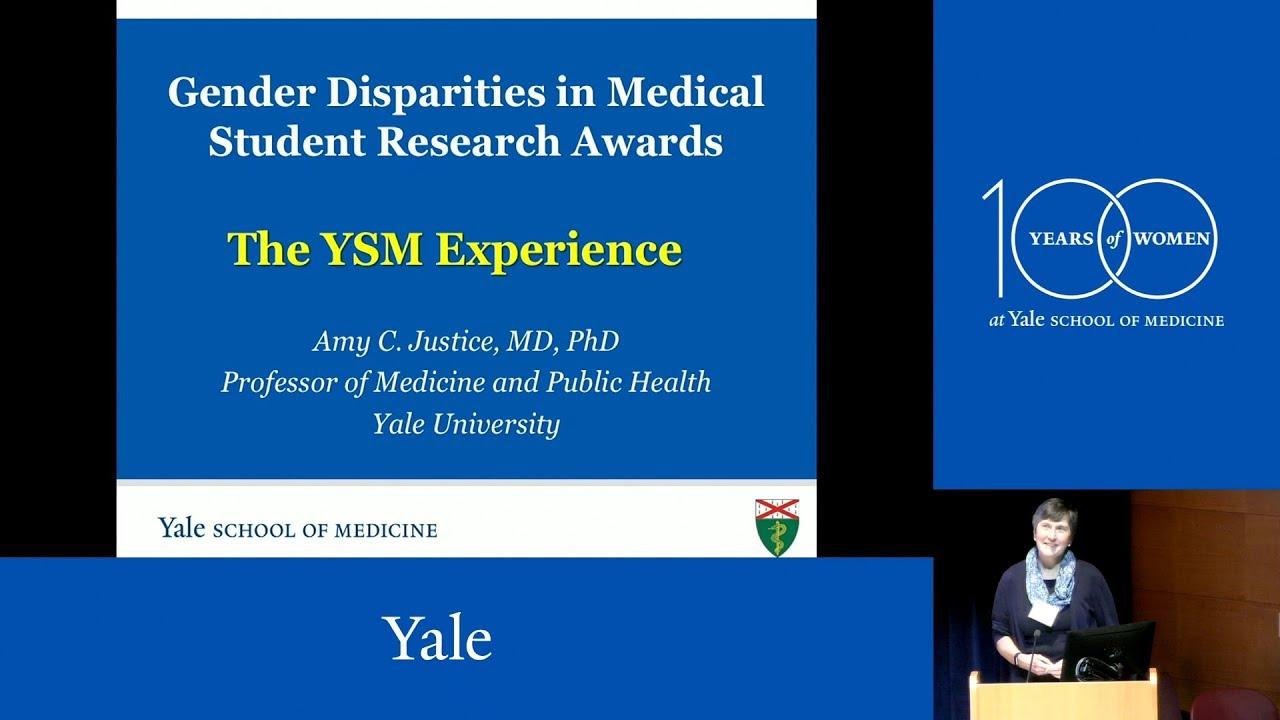 Amy Justice, M.D., Ph.D.