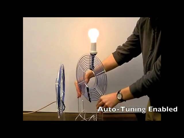 Free-D Lightbulb Demo