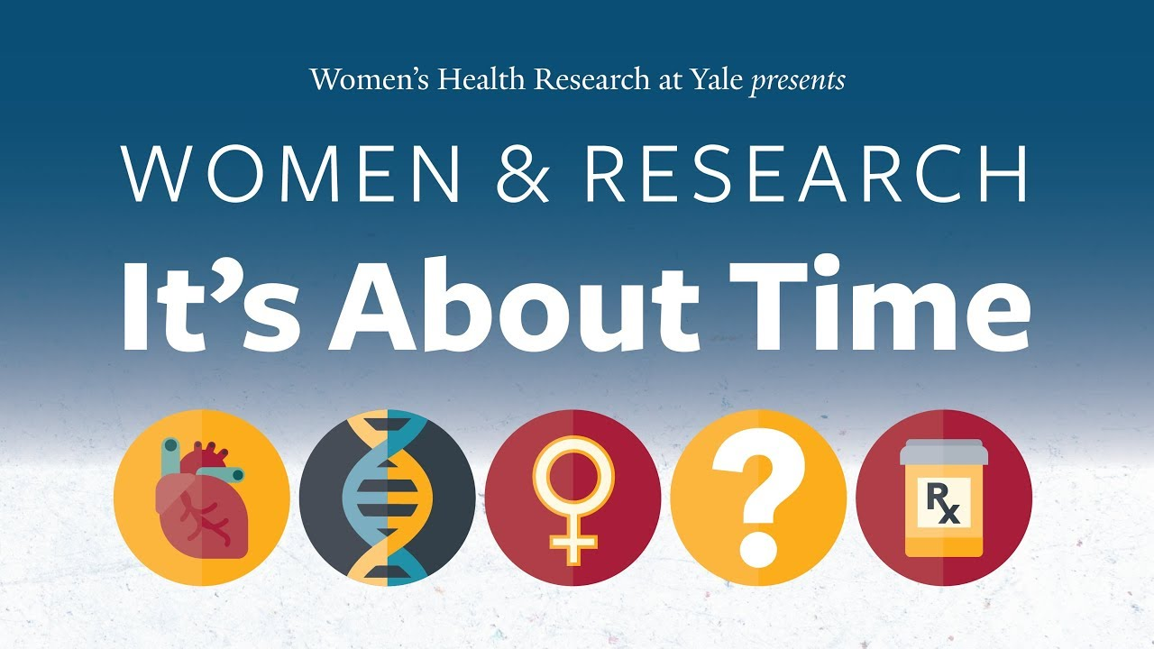 Women and Research: It's About Time