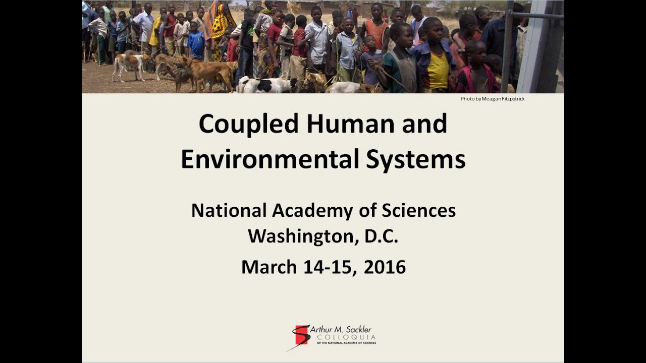 Coupled Human and Environmental Systems