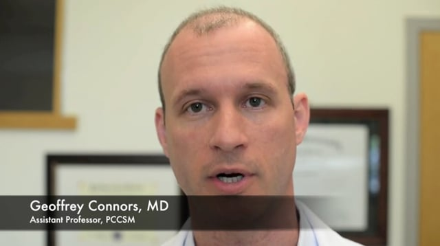 Media Library: Dr. Geoffrey Connors_Why PCCM Yale