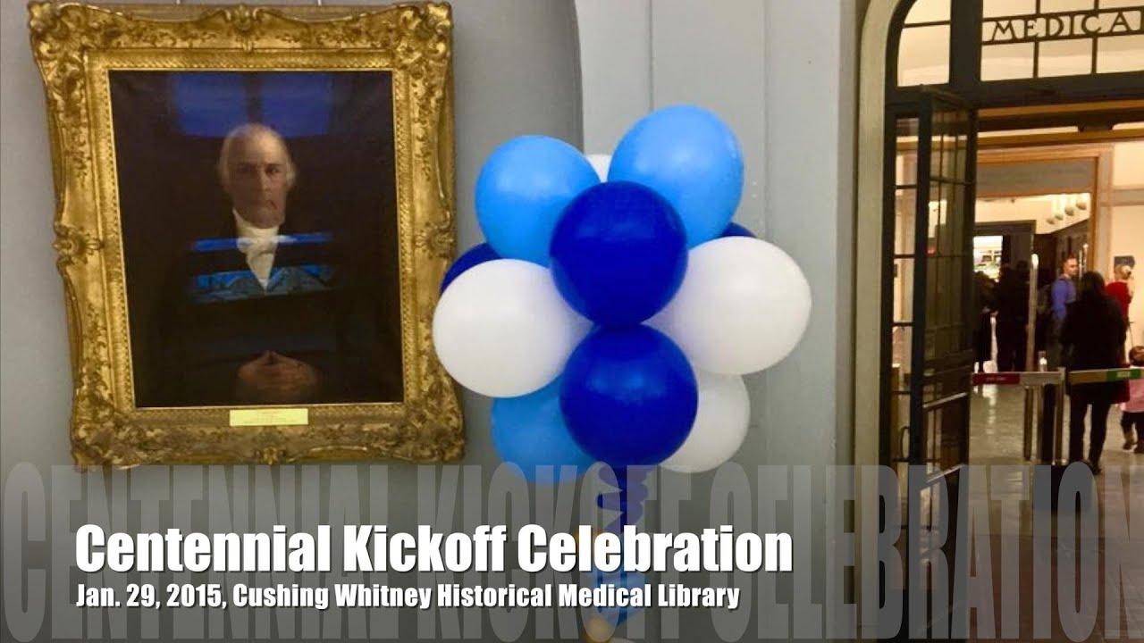 Yale School of Public Health Centennial Kickoff