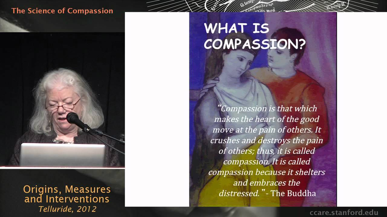 C. Sue Carter: The Science of Compassion