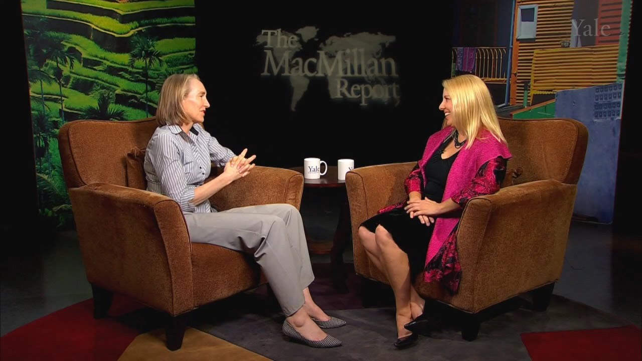 The MacMillan Report with Guest, Catherine Panter-Brick