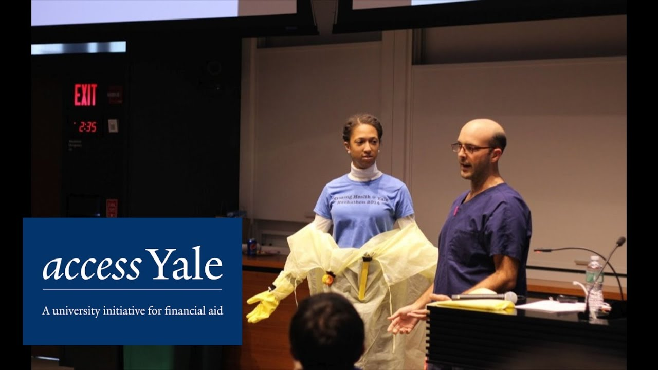 Access Yale: McKinley Kelcy