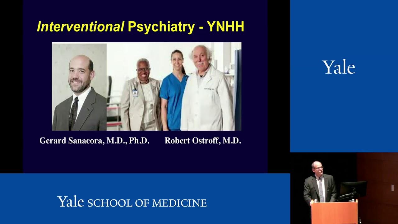 Opening Remarks - John H. Krystal, MD