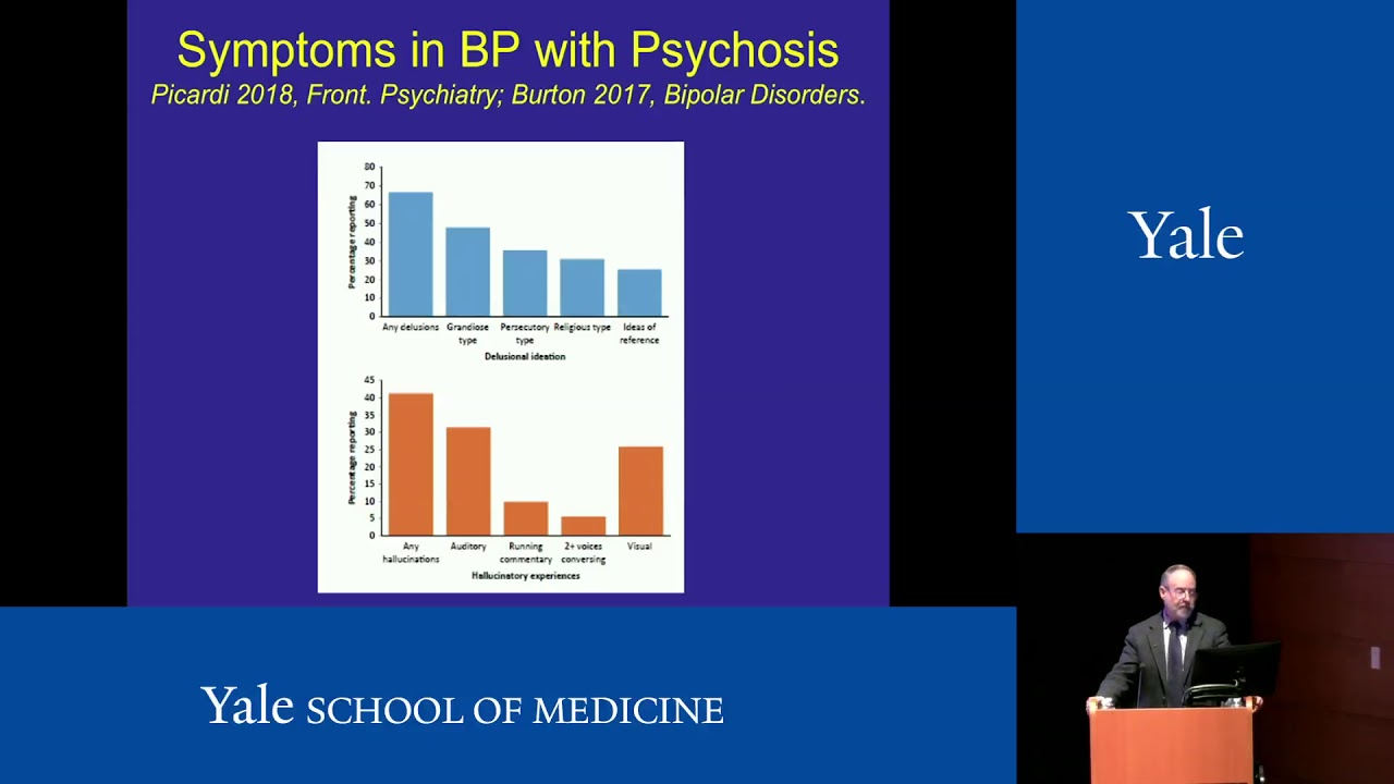 Differing Kinds of Bipolar, Different Kinds of Brains - Godfrey Pearlson, MD