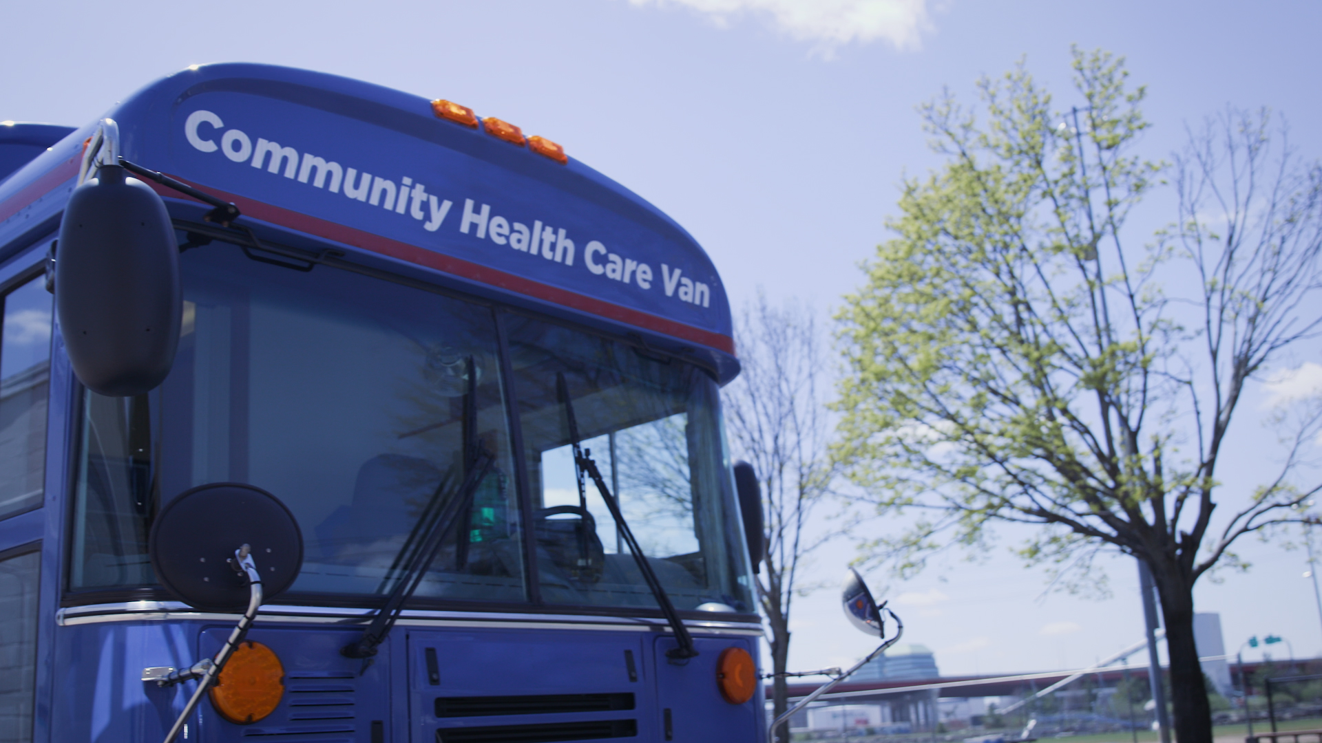 Getting Care To The Community With The Health Care Van