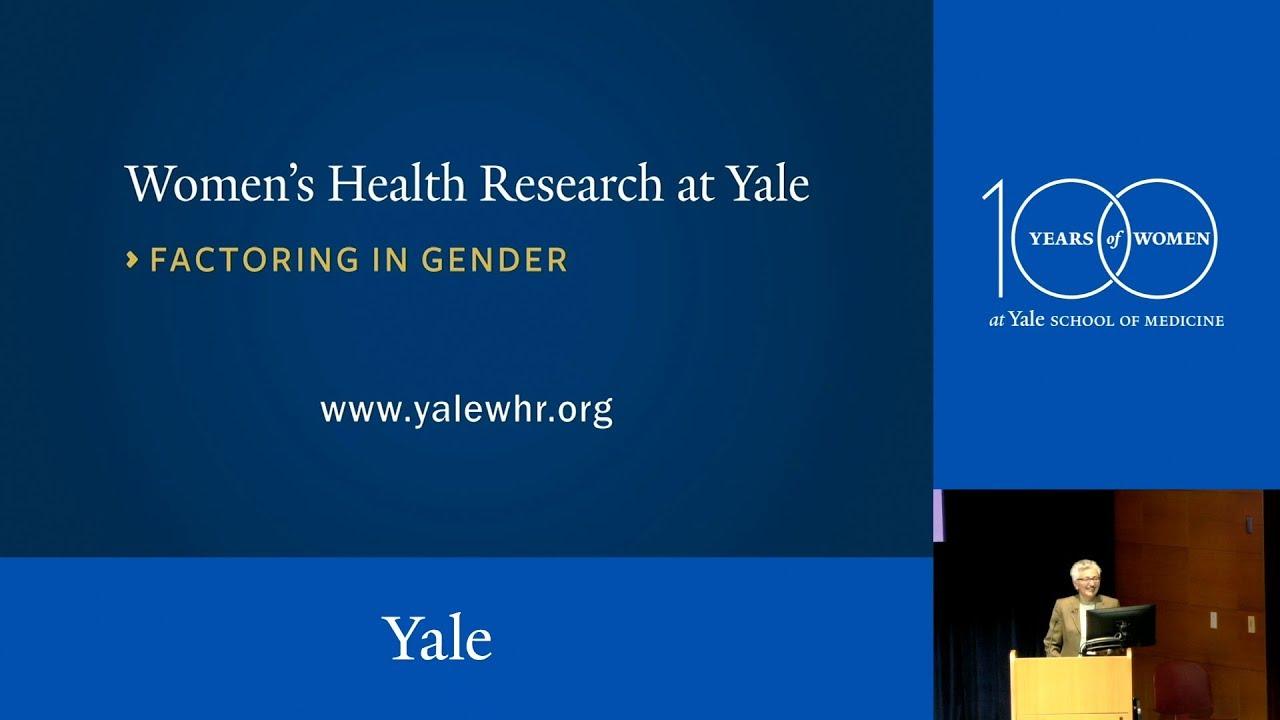 Carolyn Mazure, Ph.D.