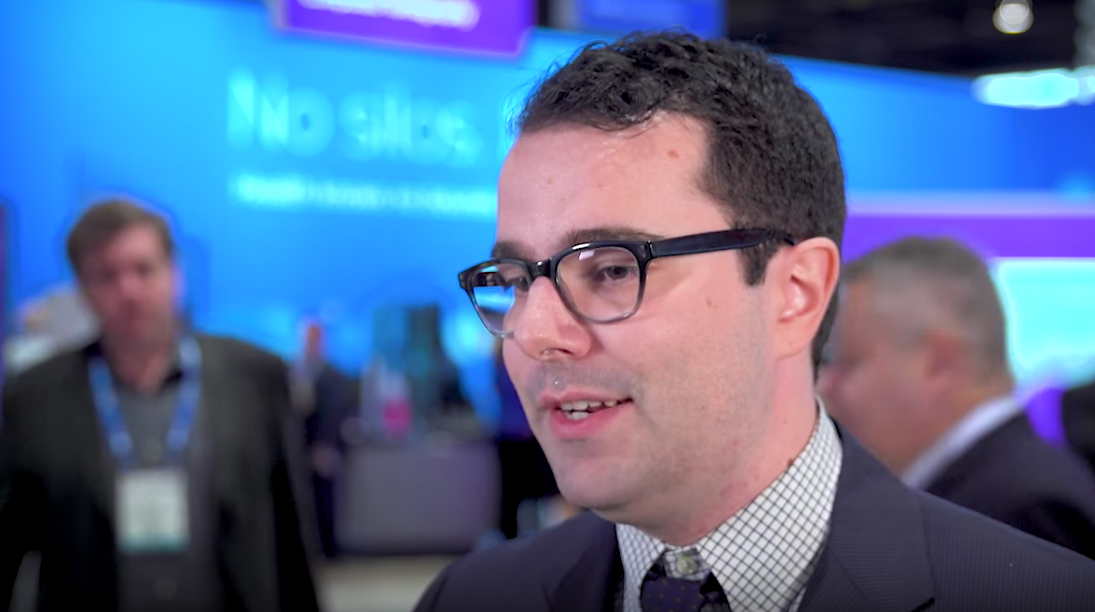 Live from RSNA 2017: Julius Chapiro on the benefits multi-modality and 3D imaging for patients