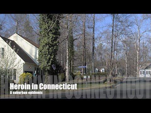 Heroin in Connecticut - a suburban epidemic